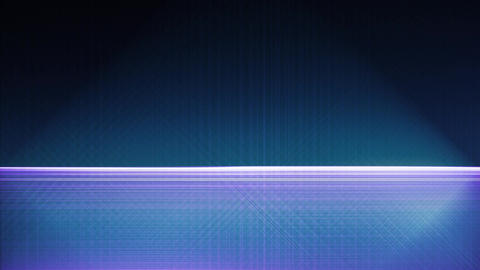 Lower Third Motion Blue Corporate Background Abstract Loop Animation