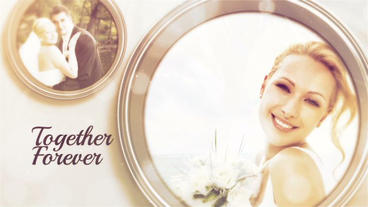 Golden Wedding Day After Effects Projekt