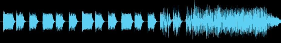 Street Organ Vs Guitar stock footage