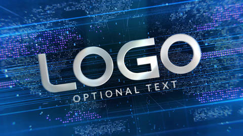 Logo News After Effects Template