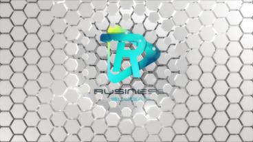 Hi-Tech Futuristic Logo Reveal Premiere Proテンプレート