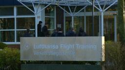 LUFTHANSA FLIGHT SCHOOL TO TRAIN PILOT Footage