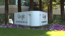 Google headquarters Footage