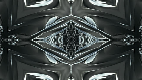 Abstract Iron Background Animation