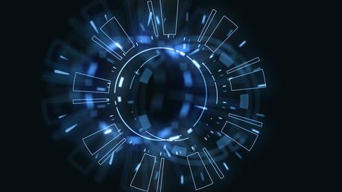 Technology uhd4 Animation
