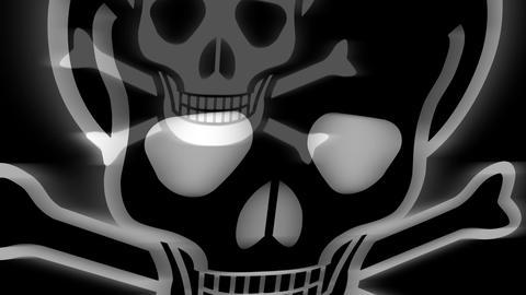 Death signs animation Animation
