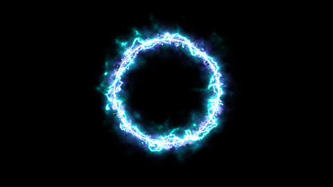 Energy Portal Ring Live Action