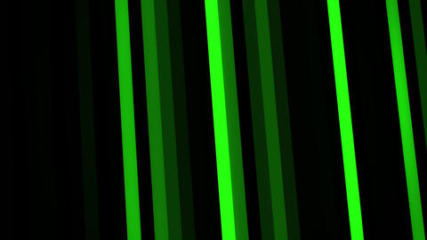 Green Digital Vertical Neon Lines VJ Loop Background Animation