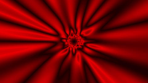 Fast Psychedelic Red Warp Effect VJ Abstract Motion Background 2 Animation