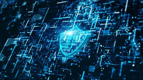 Hi-Tech digital cyber security 00191 Animation