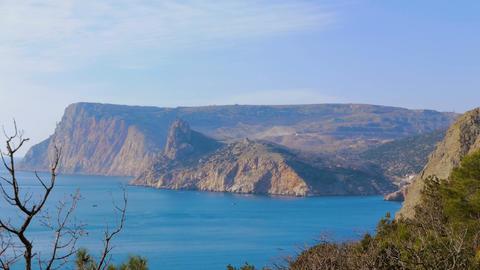 Coastal beauty landscape 3 영상물