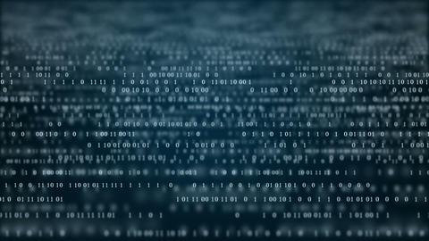 Technology digital background Animation