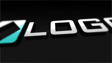Dark 3D Logo Reveal Stinger - Clean Elegant Extruded 3D Logo Aanimation Intro After Effects Template