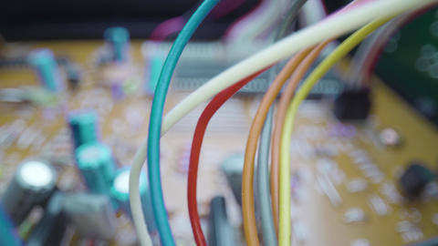Macro Circuit Wiring Footage