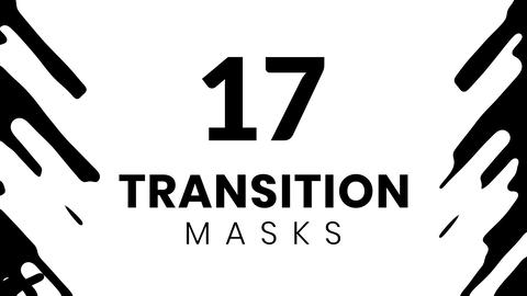 17 paint transition masks for slideshow Animación
