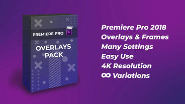 Overlays Pack Motion Graphics Template
