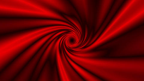 Fast Psychedelic Red Spiral Warp Effect VJ Abstract Motion Background 2 Animation