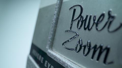 Power Zoom Camera Footage