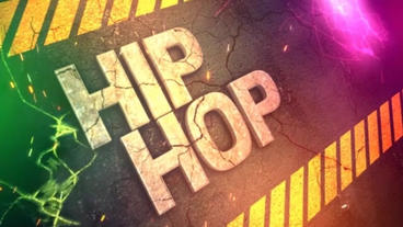 Road HipHop After Effects Template