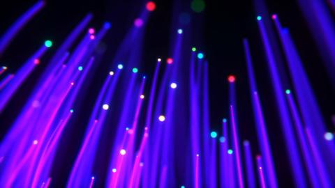 3D Optical Fiber Animation