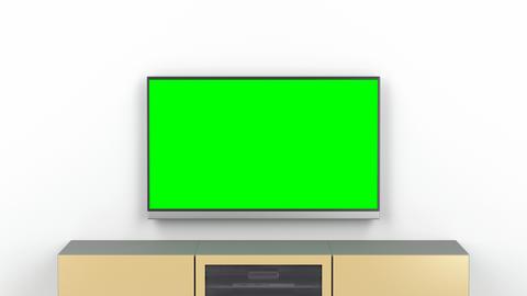 [alt video] Tv in the living room