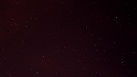 time lapse night sky Stock Video Footage