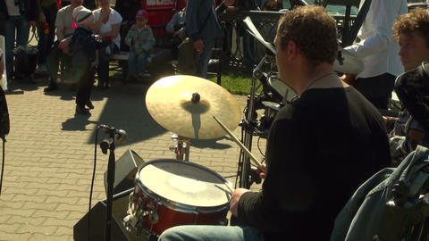 snare drum Stock Video Footage