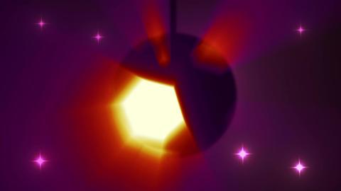 Disco Ball Lights Stock Video Footage