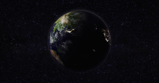 Loopable: Planet Earth / Earth From Space / Earth Globe Live Action