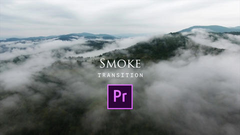 Smoke Transitions Plantillas de Premiere Pro