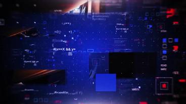 Technic Slides folderME 애프터 이펙트 템플릿