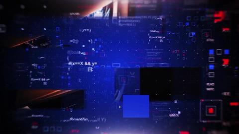 Technic Slides folderME After Effects Template