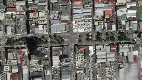 Earth Zoom In Zoom Out Port of Spain Trinidad and Tobago ライブ動画