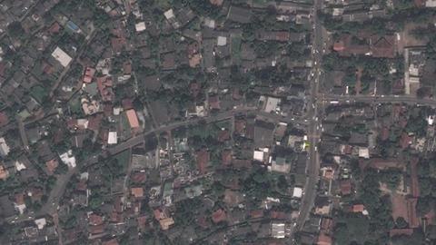 Earth Zoom In Zoom Out Sri Jayawardenepura Kotte Sri Lanka ライブ動画