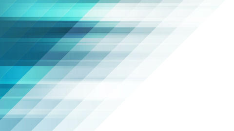 Blue tech minimal geometric abstract motion background Animation
