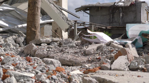 Dramatic Scene After Powerful Earthquake Footage
