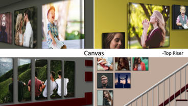 Canvas ME After Effects Template