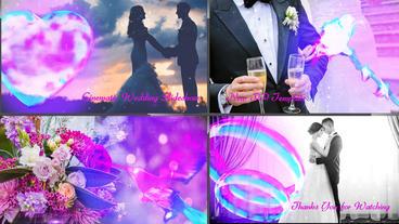 Cinematic Wedding Slideshow Premiere Pro Template