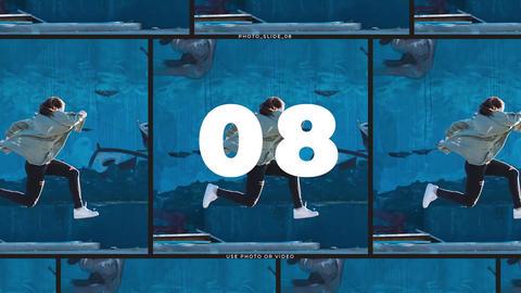 Fast Slideshow Premiere Pro Template
