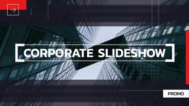 Corporate Slideshow CC 애프터 이펙트 템플릿