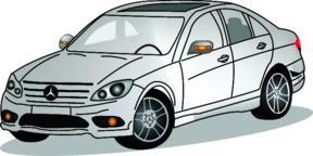 Car vector Vector