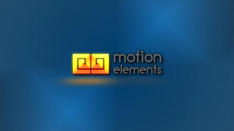 Shiny Logo Animation After Effects Template