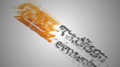 Glitch Logo Animation After Effects Template