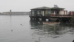 historic restaurant and boat in zonguldak 영상물