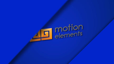 Modern 3D Logo Animation After Effectsテンプレート
