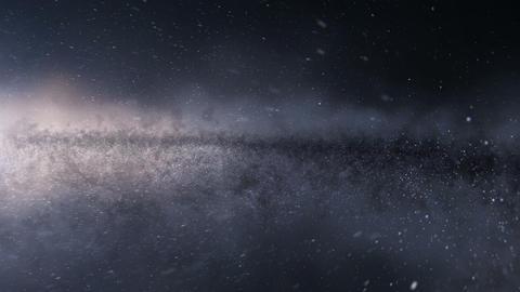 Galactic journey Animation