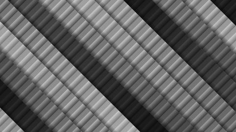 Dark grey geometric tech abstract video animation GIF