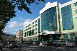 Kamchatka branch of Sberbank of Russia in Petropavlovsk City フォト