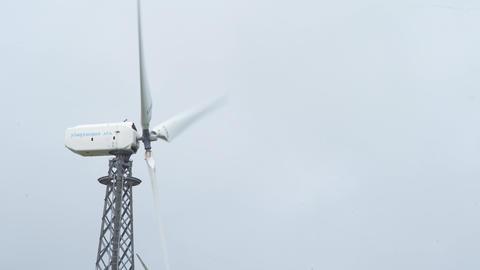 Renewable Energy Source Footage