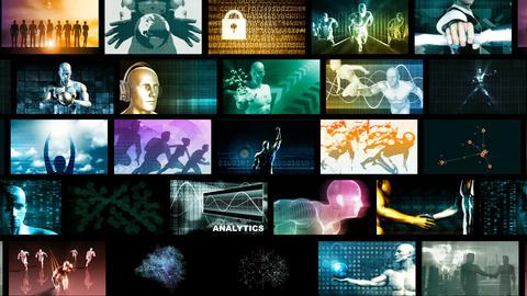 Multimedia Entertainment Animation